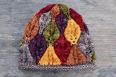 Ravelry: I Leaved My Hat in San Francisco pattern by Sophie Rubin