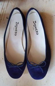 I love Repetto shoes!  especially in cobalt blue <3