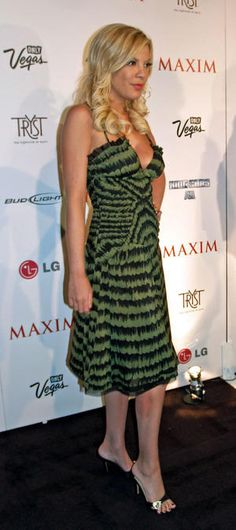 Reports Tori Spelling is Losing Weight Over Cheating Scandal - According2Mandy