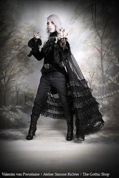 The Gothic Shop Blog: Black Tears - Valentin van Porcelaine