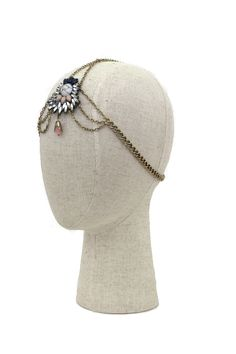 Your place to buy and sell all things handmade Boho Headpiece, Winter Hats, Trending Outfits, Headpieces, Elk, Unique Jewelry, Handmade Gifts, Accessories, Vintage