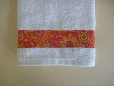 make simple decorative towel