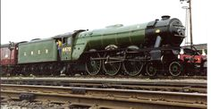 flying scotsman thanks to the late tom lawrence.