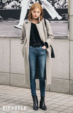 이소희 > Street Fashion | 힙합퍼