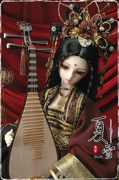 Dolls in Chinese Traditional Clothes iMMOsite - Get your gaming life recorded - my.mmosite.com