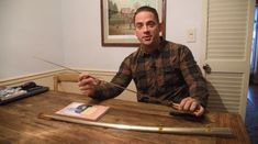 Arnold man finds what may be distinguished Korean War heros sword