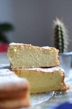 Gâteau au yaourt et à la crème