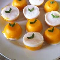 Resep Kue Talam Ubi Kuning Oleh Nadia Istighfarini Putri Resep Resep Resep Masakan Asia Makanan Dan Minuman