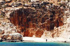 Kastellorizo amazing beach!!