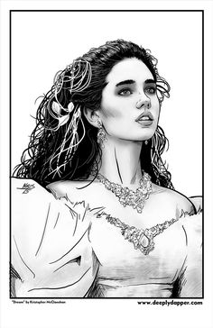 Dream - Sarah from Jim Henson's Labyrinth by DeeplyDapper on ...
