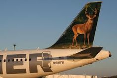 frontier airlines plane tails images - Google Search
