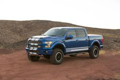2016 Shelby F-150, On itself, the F-150 is an exceptional truck and has been the best selling truck in the US for the last 38 years, the entry of Shelby has