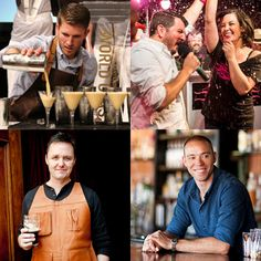 10 All-Star Bartenders