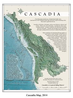 Cascadia Independence Movement - State of Mind or Future Nation State? What does ATS think?, page 1