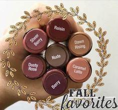 Great fall colors of #LipSense! www.senegence.com/TimelessEleganceByTara