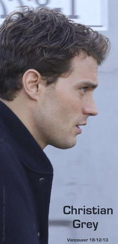 Fifty Shades of Grey, Christian Grey - Jamie Dornan