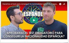 """""""¿Aprobarías el test obligatorio para conseguir la nacionalidad española?"""" (Test de Cultura General) Cultura General, Baseball Cards, Socialism, Teaching Resources, Learning"""
