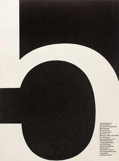 TM magazine cover by André Gürtler + Bruno Pfäffli (1962)