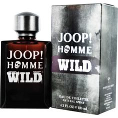 Joop! Wild By Joop! Edt Spray 4.2 Oz