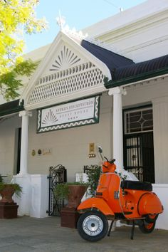 Andries Stockenström Guesthouse is a legendary stop over in Graaff Reinet