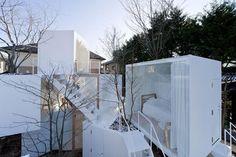 kienviet Ngôi nhà của những khối hộp tại Nhật Bản / KTS  Sou Fujimoto
