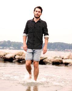 #anerkjendt #men #ss2014 #danish #fashion #denmark  http://www.urbag.cz/panske-bundy-mikiny-kosile-sortky-anerkjendt-jaro/