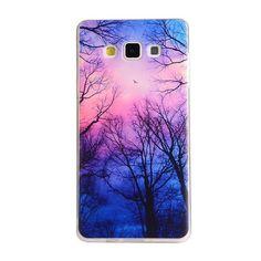 For Coque Samsung A3 Case Silicone Cute Transparent Cover for Samsung Galaxy A 3 2015 A300 A300F A3000 Slim TPU Soft Phone Cases