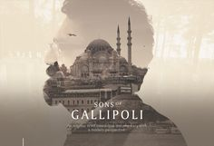 Sons of Gallipoli: Interactive Documentary on Behance