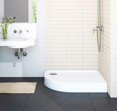 Akrylowy brodzik ze zintegrowaną obudową Schedpol Competia. Powierzchnia brodzika posiada powłokę Easy to Clean i Antibac, która ułatwia czyszczenie i poprawia właściwości higieniczne. #schedpol #budowadomu #Showers #BathroomShower #ShowerSystems #kabiny #prysznic #showercabin #projektowaniewnetrzwarszawa #inspiracjelazienkowe #modernbathroom #tile #bedroom #tiles Shower Cabin, Clawfoot Bathtub, Cabins, Alcove, Bathroom, Easy, Washroom, Shower Enclosure, Full Bath