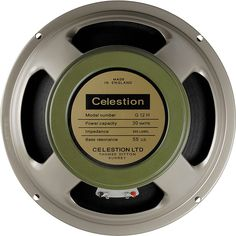 "Celestion Heritage G12H (55Hz) 30W, 12"" Vintage Guitar Speaker 15 ohm #Celestion"