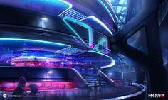 Mass Effect 3 Concept Art - Brian Sum, Bioware