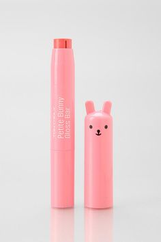 TONYMOLY Petite Bunny Gloss Bar  even their makeup is cute (idea:: nice set of chopsticks??)