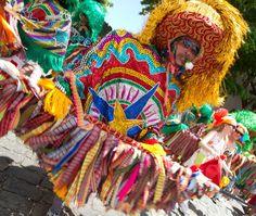 Maracatu.Colorido à brasileira