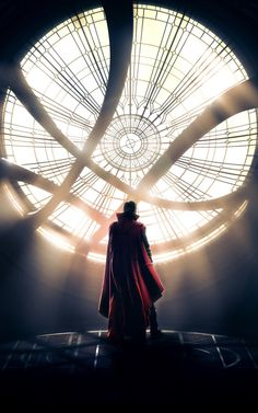 Marvel has unveiled a poster for Doctor Strange, featuring our first look at the Sanctum Sanctorum. The artwork features Benedict Cumberbatch (Sherlock) as the title character in the film in the Marvel Cinematic Universe, which finished filming in Ne Marvel Comics, Marvel Dc, Marvel Fanart, Marvel Films, Marvel Characters, Marvel Heroes, Poster Marvel, Mundo Marvel, Disney Marvel
