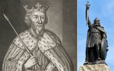 The first remains of King Alfred the Great may have been found at last after…