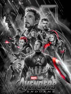 Marvel Studios shocked fans earlier this week when they dropped the latest Avengers: Endgame trailer and poster. Memes Marvel, Marvel Dc Comics, Marvel Heroes, Captain Marvel, Marvel Avengers, Marvel Universe, Thor, Kino Film, Hero Movie