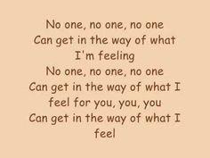 Alicia Keys - No One Lyrics ... the song Anastasia sang for Christian.