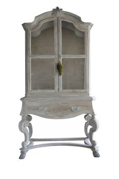 Stunning french display cabinet - 'Frenchy' – Sassy Hardwick Furniture and Lighting
