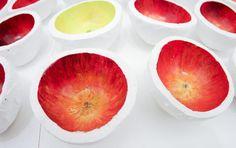 反転リンゴ | Apples