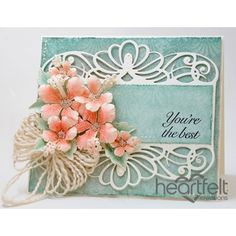 Gallery | Peach Tropical Hibiscus - Heartfelt Creations