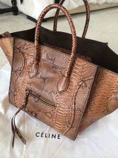 Celine phantom bag -- i need this bag. | Shoes \u0026amp; Bags | Pinterest ...