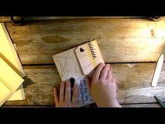 DIY File Folder Flip Book Tutorial - YouTube
