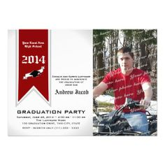 Formal Elegance Graduation Invitation Black 2017 Graduation