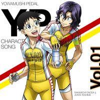 "Check Preview for ""Yowamushi Pedal"" Character Songs by Onoda & Teshima"