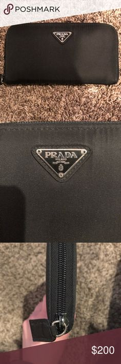 Prada Wallet Authentic Prada Wallet reposting Prada Bags Wallets