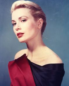 blue eyed talented and lovely Grace Kelly x