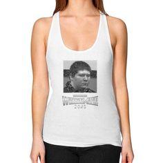 Brendan Dassey Wrestlemania Shirt Road to 2048 Women's Racerback Tank Shirt