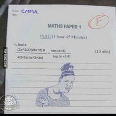 Funny pictures about Proper Reaction To A Math Test. Oh, and cool pics about Proper Reaction To A Math Test. Also, Proper Reaction To A Math Test photos. Crazy Funny Memes, Really Funny Memes, Stupid Funny Memes, Funny Relatable Memes, Haha Funny, Funny Shit, Funny Quotes, Hilarious, Funny Stuff