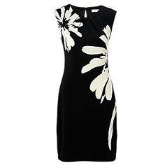 zwart-wit jurkje van Yessica van C&A
