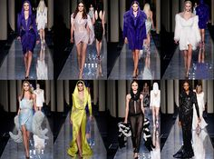Atelier Versace http://fashionallovertheplace.blogspot.it/2014/01/haute-couture-day-1.html